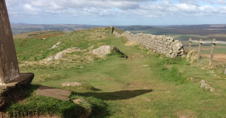 Carlisle Leg – Walking on Hadrians Wall